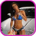 Sexy Girl Car Washing LWP logo
