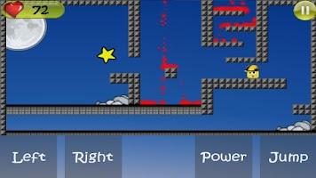 Screenshot of One Heart (platformer)