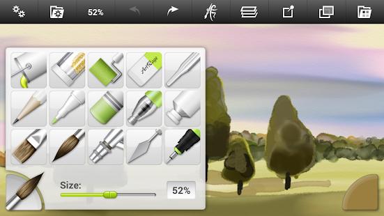 ArtRage: Draw, Paint, Create Screenshot