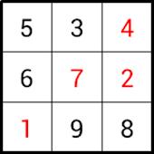 JSON Sudoku Solver