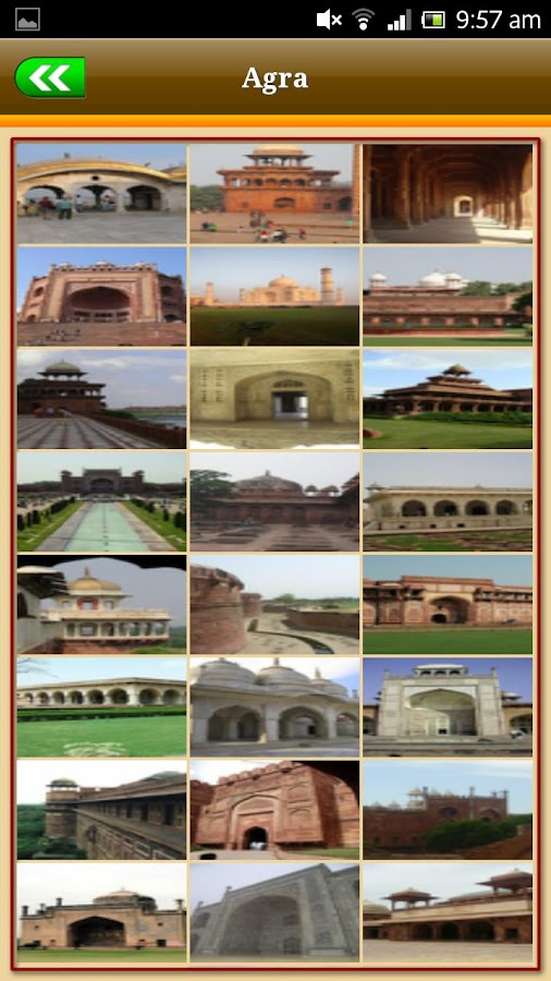 Agra Offline Map Travel Guide- screenshot