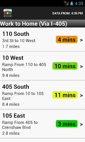 Knx 1070 Traffic Map.Sigalert Traffic Reports On Google Play Reviews Stats