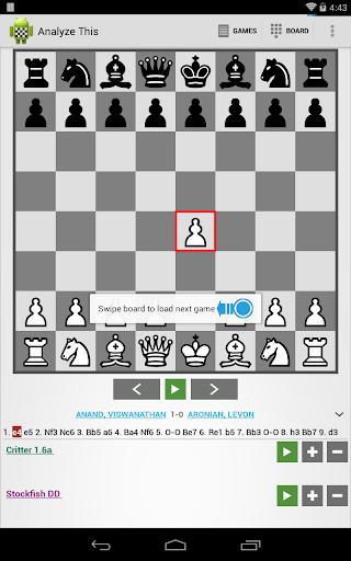Chess - Analyze This (Free)  screenshots 4