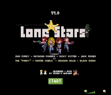 Lonestars- screenshot thumbnail