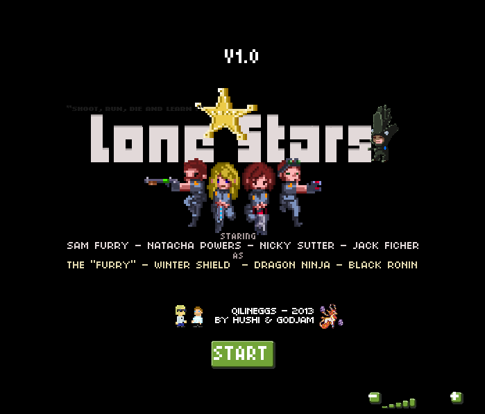 Lonestars- screenshot