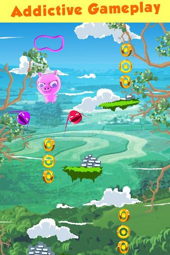 MS Crazy Piggy Super Jump