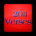 2011 Memory Verses logo