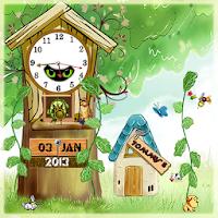 Clock Live Wallpaper-Free 3.0.0