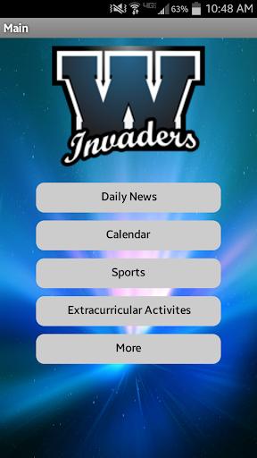 Invader Info Center 4.0 screenshots 1