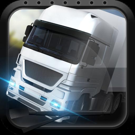 Truck Simulator Truckerz 3D LOGO-APP點子