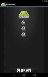 SIM Manager - screenshot thumbnail