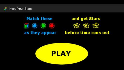 Keep Your Stars
