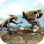 Game Alien Defender 3D apk for kindle fire