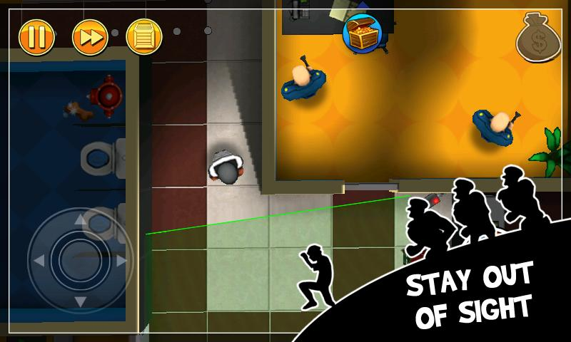 Robbery Bob Free AJA screenshot #4