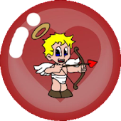 Valentine Cupid Pang Game