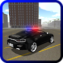 Tuning Police Car Drift icon