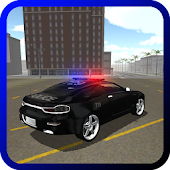 APK Game Tuning Police Car Drift for BB, BlackBerry