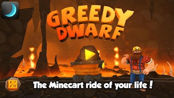 Screenshot of Greedy Dwarf Free