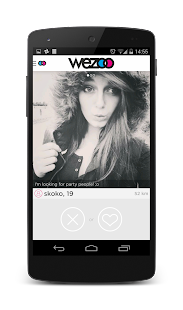 Wezoo - Chat, Flirt, Dating - screenshot thumbnail