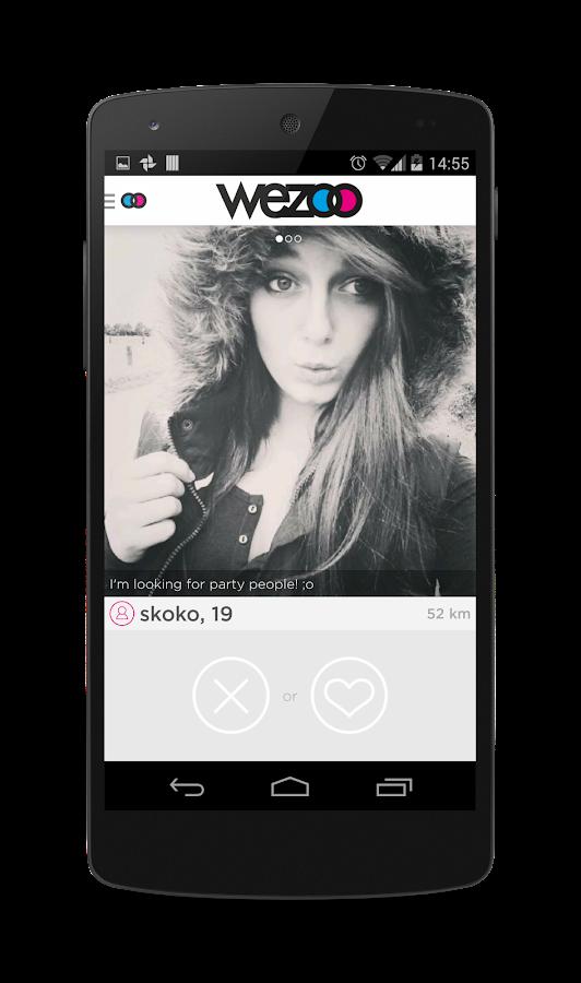 Wezoo - Chat, Flirt, Dating - screenshot