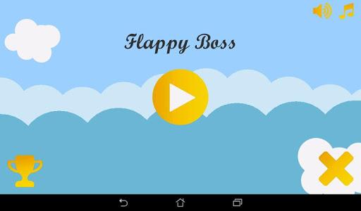 Flappy Boss