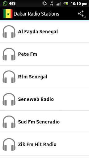 Dakar Radio Stations