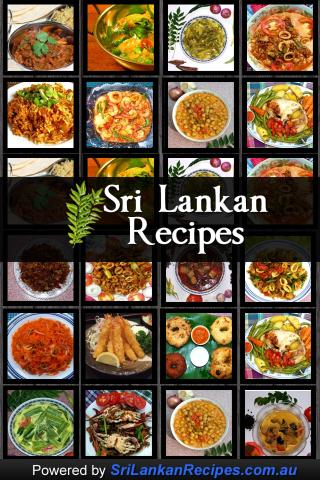 Sri lankan recipes apk 11 download free lifestyle apk download sri lankan recipes screenshot forumfinder Choice Image