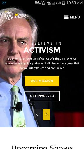 Atheist Analysis