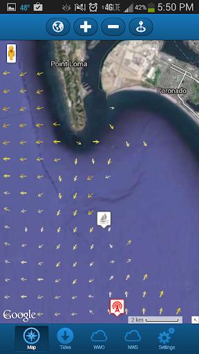 【免費天氣App】First Mate Marine Weather Pro-APP點子