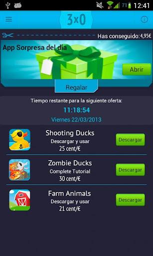 3x0 Apps Gratis
