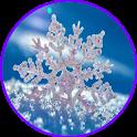 Snow HD Live Wallpaper icon