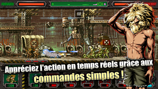 METAL SLUG DEFENSE  astuce 2
