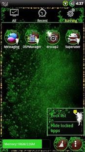 Fairy GO Launcher EX Theme - screenshot thumbnail