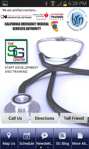 The SG Center