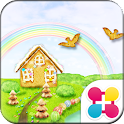 Cute Theme-Sweetland- icon