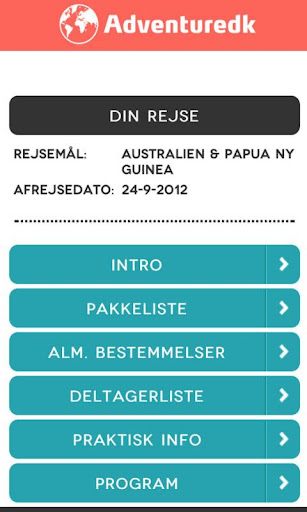 【免費旅遊App】Adventuredk-APP點子