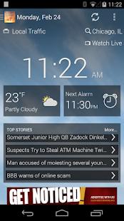 KFOX AM NEWS AND ALARM CLOCK- screenshot thumbnail