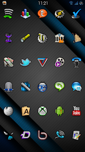 Cobalt Icon Pack - screenshot thumbnail