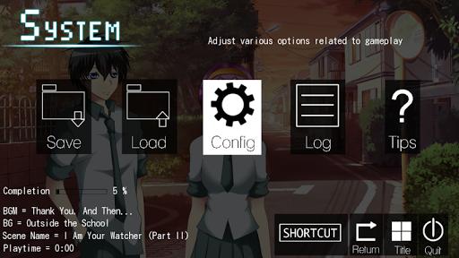 ERASER : Visual novel  screenshots EasyGameCheats.pro 2