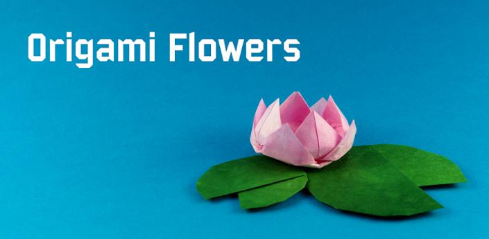 Origami Flowers AppGratis