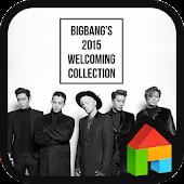 Bigbang2015 LINE Launchertheme