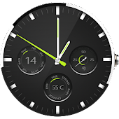 Dual Aviator Watch Face