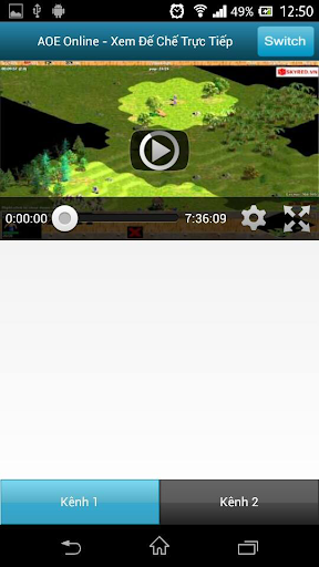 AOE Video - De che Online