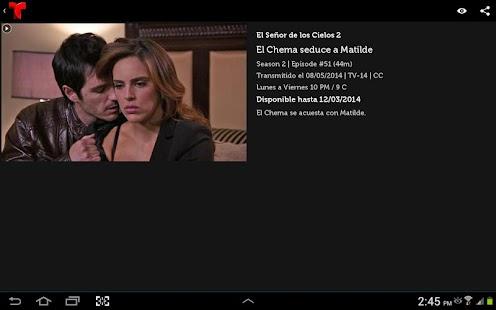 Telemundo Now Screenshot 18