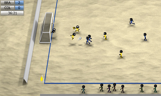 Stickman Soccer 2014- screenshot thumbnail