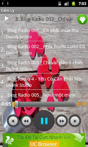 BlogRadio Tình yêu