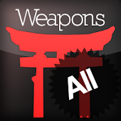 Aikido Weapons - ALL