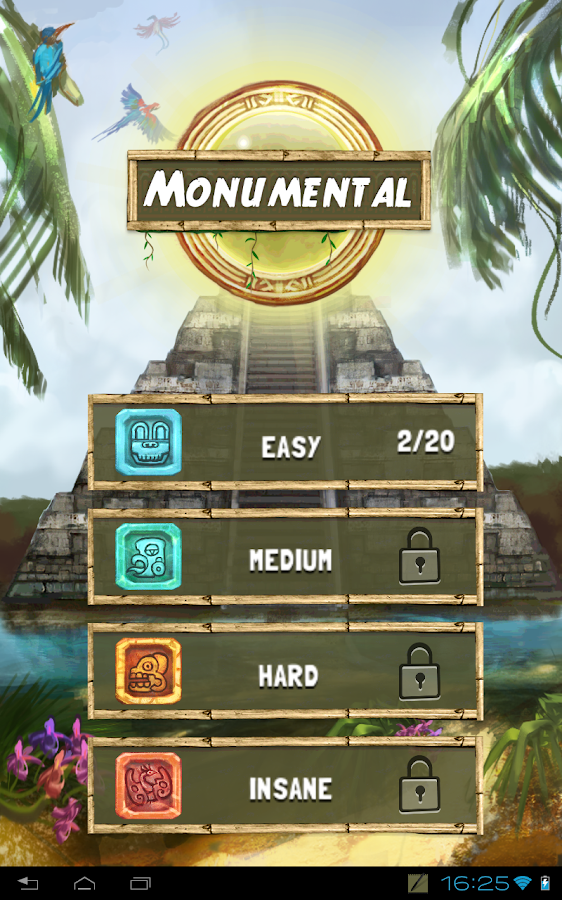 Monumental Moves- screenshot