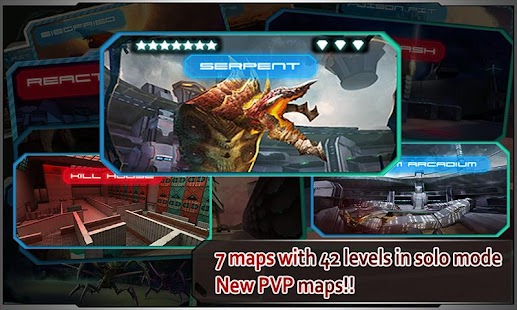 Star Warfare:Alien Invasion- screenshot thumbnail