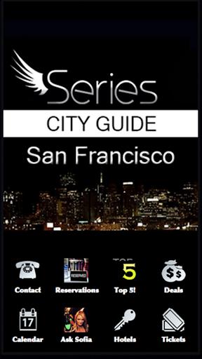 Series City Guide: San Fran